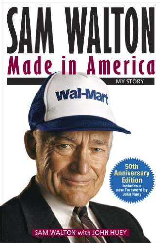 Sam Walton, Made in America My Story