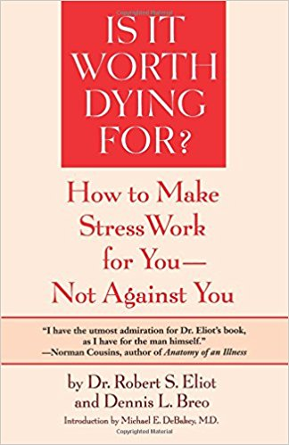 Is It Worth Dying For?: How To Make Stress Work For You — Not Against You