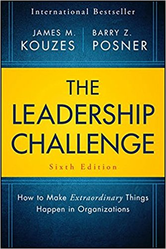 The Leadership Challenge: How to Make Extraordinary Things Happen in Organization