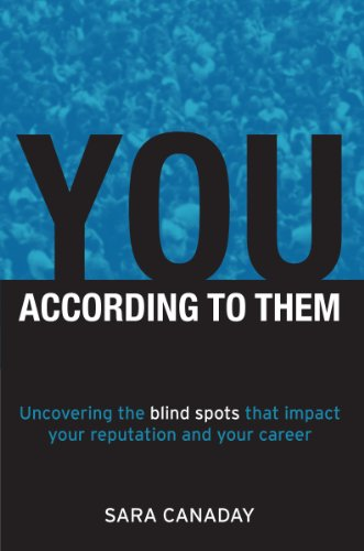 You — According to Them: Uncovering the blind spots that impact your reputation and your career